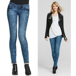 CAbi constellation wash skinny jeans 4 • #920